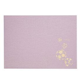 チクマ Chikuma 写真台紙 No.38 横A4 1面 さくら 12973-8[NO38ヨコA41メンサクラ]