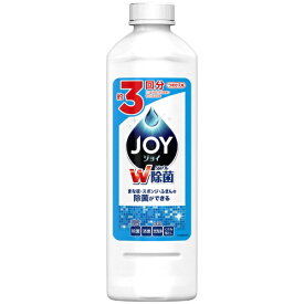 P&G ピーアンドジー JOY(ジョイ)除菌ジョイ コンパクト つめかえ用 440ml〔食器用洗剤〕