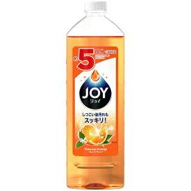 P&G ピーアンドジー JOY(ジョイ)コンパクトバレンシアオレンジの香りつめかえ用特大770mL〔食器用洗剤〕【rb_pcp】