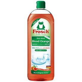 旭化成ホームプロダクツ Asahi KASEI フロッシュ 食器用洗剤 ブラッドオレンジ つめかえ用 750ml【rb_pcp】