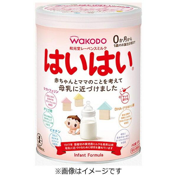 和光堂 wakodo レーベンスミルクはいはい 810g×2