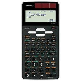 シャープ SHARP スタンダード関数電卓(10桁) 「ピタゴラス」 EL-509T-WX (ホワイト)[EL509T]