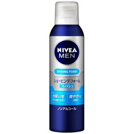 花王 Kao NIVEA(ニベア) フォーメン シェービングフォーム フレッシュ