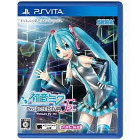 セガ SEGA 初音ミク -Project DIVA- F 2nd お買い得版【PS Vitaゲームソフト】