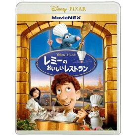 ウォルト・ディズニー・ジャパン レミーのおいしいレストラン MovieNEX 【ブルーレイ ソフト+DVD】