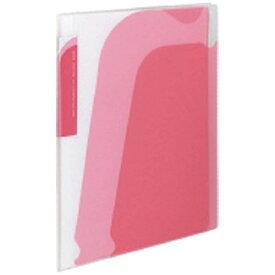 コクヨ KOKUYO [ファイル] ポケットブック ノビータ A4-S チャックポケット付 ピンク/薄ピンク ラ-N205P