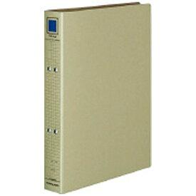 コクヨ KOKUYO チューブファイル 保存用 クラフトボード A4縦 300枚収容 2穴 フ-VM630M グレー