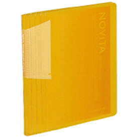 コクヨ KOKUYO [ホルダー] ポストカードホルダー ノビータ 60枚 限定色:イエロー ハセ-N60Y