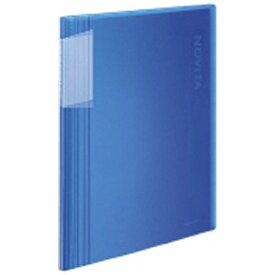 コクヨ KOKUYO [ファイル] クリヤーブック ノビータ (固定A4縦 60枚) 青 ラ-N60B