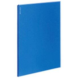 コクヨ KOKUYO [ファイル] ポケットファイルα ノビータα (A4 6ポケット) 青 ラ-NF6B