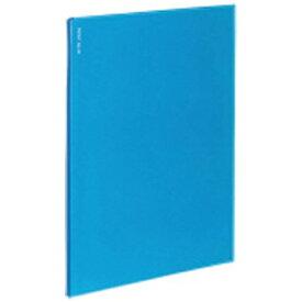コクヨ KOKUYO [ファイル] ポケットファイルα ノビータα (A4 6ポケット) ライトブルー ラ-NF6LB