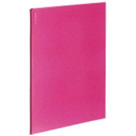 コクヨ KOKUYO [ファイル] ポケットファイルα ノビータα (A4 6ポケット) ピンク ラ-NF6P