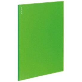 コクヨ KOKUYO [ファイル] ポケットファイルα ノビータα (A4 12ポケット) ライトグリーン ラ-NF12LG