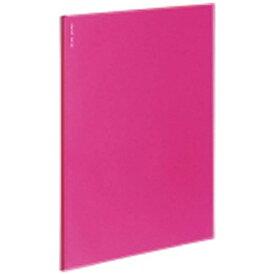 コクヨ KOKUYO [ファイル] ポケットファイルα ノビータα (A4 12ポケット) ピンク ラ-NF12P