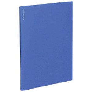 コクヨ KOKUYO [ファイル] 名刺ファイルα ノビータα (A4 200名収容) 青 メイ-NF10B