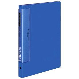 コクヨ KOKUYO [ファイル] クリヤーブック ウェーブカット 替紙式 (A4縦 17枚) 青 ラ-T720B