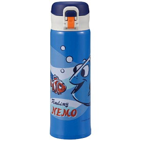 パール金属 PEARL METAL 軽量ワンタッチパーソナルボトル500 500ml CAPTAINSTAG(キャプテンスタッグ)ディズニー ファインディング・ニモ/フレンズ MA-2167[MA2167500ML]