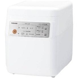 東芝 TOSHIBA PFC-M116 餅つき機 2合〜1升 もちっ子生地職人 グランホワイト[PFCM116W]