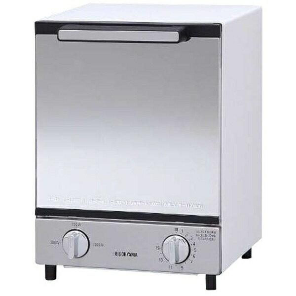 アイリスオーヤマ IRIS OHYAMA MOT-012 オーブントースター[MOT012] [一人暮らし 単身 単身赴任 新生活 家電]