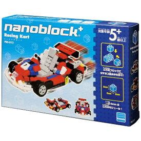 カワダ KAWADA ナノブロックプラス PBS-012 レーシングカート