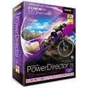 【送料無料】 サイバーリンク 〔Win版〕 PowerDirector 15 Ultimate Suite (パワーディレクター 15 アルティメット スイート...