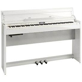 ローランド Roland DP603-PWS 電子ピアノ 白塗鏡面艶出し塗装仕上げ [88鍵盤][DP603]