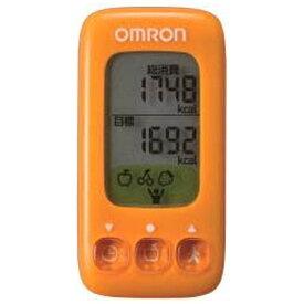 オムロン OMRON HJA-314 活動量計 カロリスキャン オレンジ[HJA314YR]