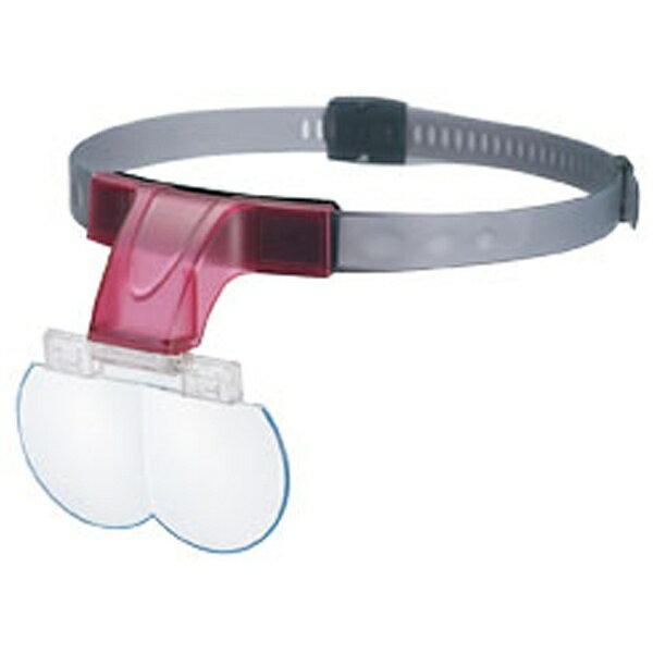 名古屋眼鏡 メガビュースリムN(ワインレッド/1.7倍・2倍・2.5倍)