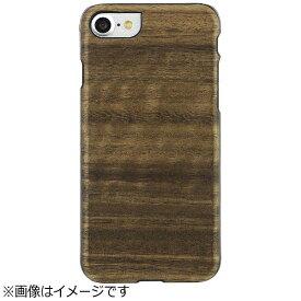 ROA ロア iPhone 7用 天然木ケース Koala ブラックフレーム Man&Wood I8069i7