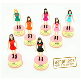 エイベックス・エンタテインメント Avex Entertainment Happiness/GIRLZ N' EFFECT(DVD付) 【CD】