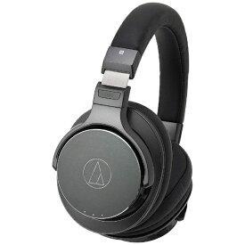 オーディオテクニカ audio-technica ブルートゥースヘッドホン ATH-DSR7BT [リモコン・マイク対応 /Bluetooth /ハイレゾ対応][ATHDSR7BT]