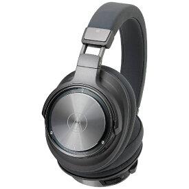 オーディオテクニカ audio-technica ブルートゥースヘッドホン ATH-DSR9BT [リモコン・マイク対応 /Bluetooth /ハイレゾ対応][ATHDSR9BT]