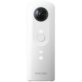 リコー RICOH 360度カメラ RICOH THETA SC(シータ SC) ホワイト[THETASCWH]