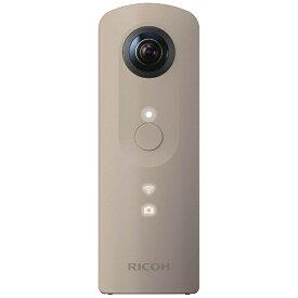 リコー RICOH 360度カメラ RICOH THETA SC(シータ SC) ベージュ[THETASCBE]