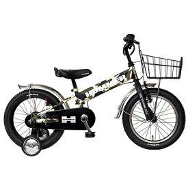 ハマー HUMMER 16型 幼児用自転車 HUMMER KIDS TANK3.0-SE(カモフラグリーン/シングルシフト) 13377-69【組立商品につき返品不可】 【代金引換配送不可】