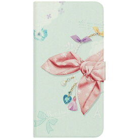ROA ロア iPhone 7用 手帳型 Dot Scarf Diary ピンクスカーフ Happymori HM8234i7