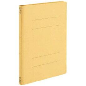 コクヨ KOKUYO [ファイル] フラットファイルV 樹脂製とじ具 A4縦 15mmとじ 黄 フ-V10Y