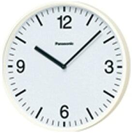 パナソニック Panasonic 壁掛丸型子時計 設備時計 クールホワイト TCAS1103[TCAS1103] panasonic