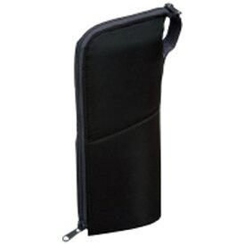 コクヨ KOKUYO [ペンケース] ペンケース ネオクリッツ ラージサイズ ブラック×ダークグレー F-VBF181-1