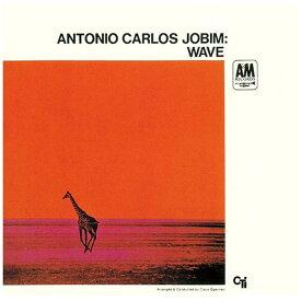 ユニバーサルミュージック アントニオ・カルロス・ジョビン(p、g、cemb)/波 【CD】