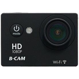 TPO BDV-H05 アクションカメラ B-CAM ブラック [フルハイビジョン対応 /防水][BVDH05K]
