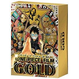 ポニーキャニオン ONE PIECE FILM GOLD Blu-ray GOLDEN LIMITED EDITION 【ブルーレイ ソフト】