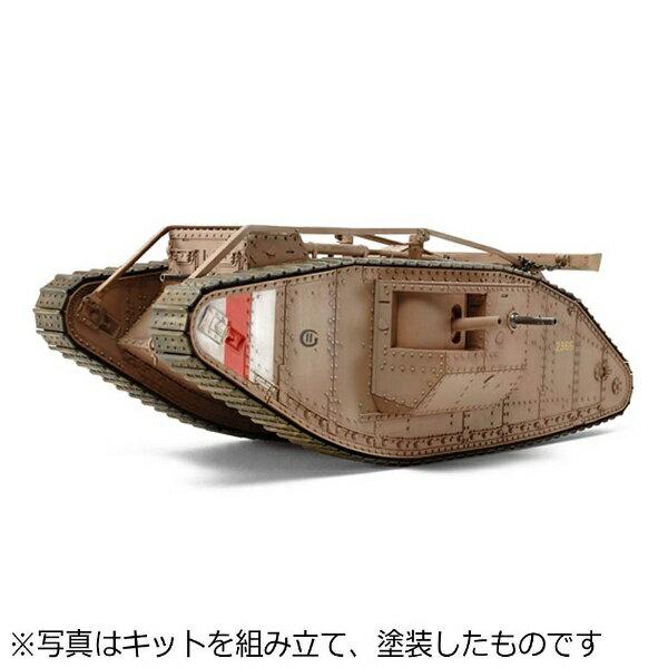 タミヤ TAMIYA 1/35 戦車シリーズ(シングル)No.57 WWI イギリス戦車 マークIV メール (シングルモーターライズ仕様)