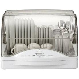三菱 Mitsubishi Electric 食器乾燥機 CleanDry(クリーンドライ) ホワイト TK-TS5 [6人用][コンパクト TKTS5]