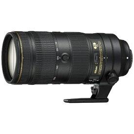 ニコン Nikon カメラレンズ AF-S NIKKOR 70-200mm f/2.8E FL ED VR NIKKOR(ニッコール) ブラック [ニコンF /ズームレンズ][AFS7020028E]