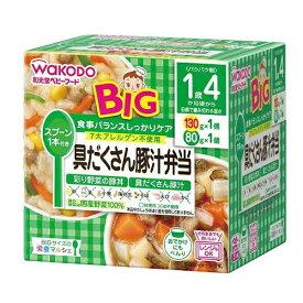 アサヒグループ食品 Asahi Group Foods 具だくさん豚汁弁当 BIGサイズ【wtbaby】