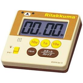 セイコー SEIKO タイマー 「リラックマ」 CQ150B
