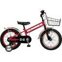 【送料無料】 ハマー 16型 幼児用自転車 HUMMER KIDS TANK3.0-SE(レッド/シングルシフト) 13377-02【組立商品につき返品不可】 ...