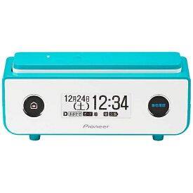 パイオニア PIONEER TF-FD35S 電話機 ターコイズブルー [子機なし /コードレス][TFFD35SL]