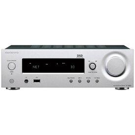 オンキヨー ONKYO 【ハイレゾ音源対応】ネットワークレシーバー INTEC R-N855S [DAC機能対応 /ハイレゾ対応][RN855S]